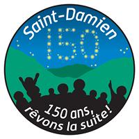 Dévoilement de la programmation du 150e de Saint-Damien