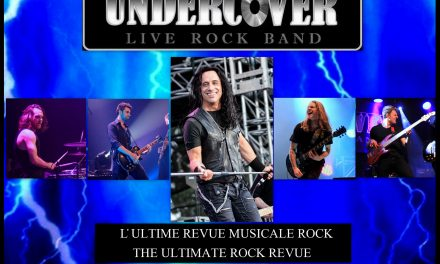UNDERCOVER Live Rock Band: L'ultime revue musicale rock