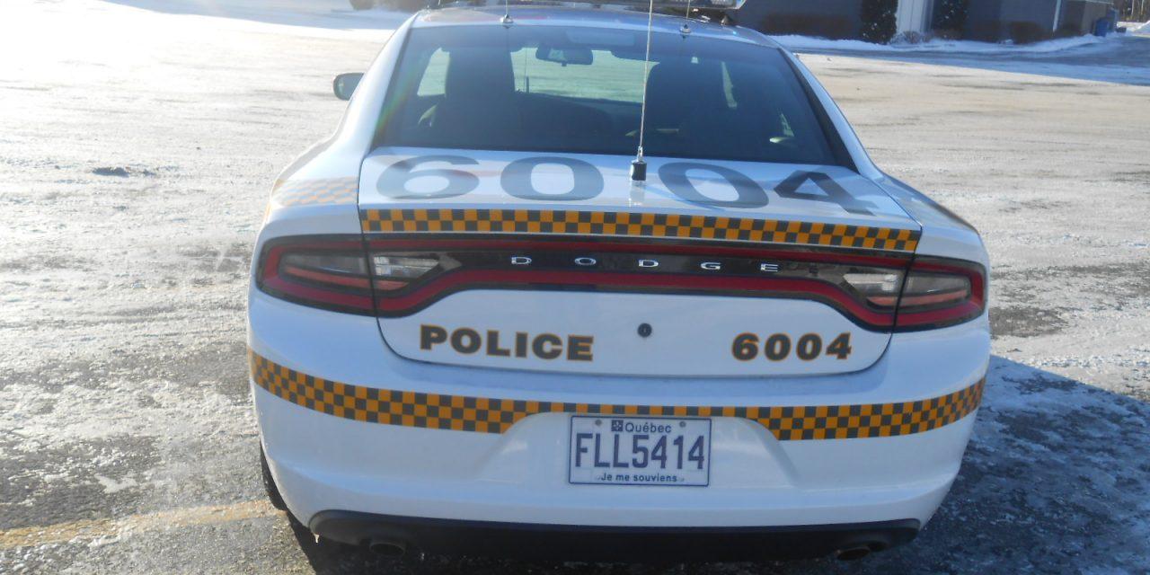 Deux véhicules volés retrouvés à Saint-Calixte