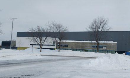 Le Centre Multisport reste fermé pour le moment