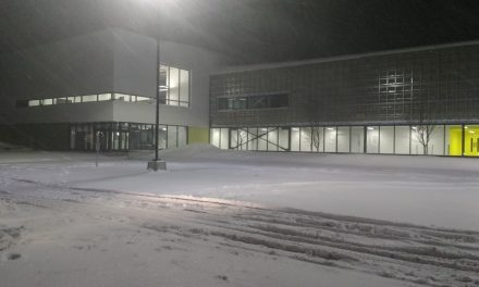 Le Centre Multisport évacué