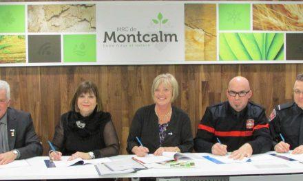 Renouvellement de la convention collective du service de sécurité incendie de la MRC de Montcalm