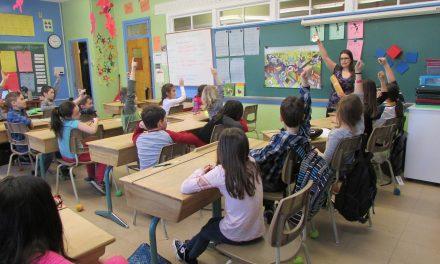 « Je bénévole par ❤️» à l'école primaire Dominique-Savio