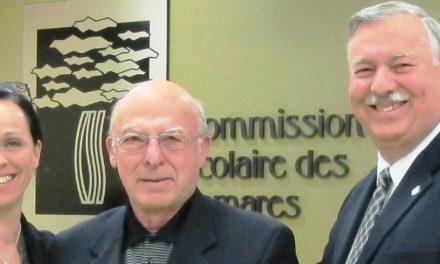Robert Marsolais reçoit une mention d'honneur
