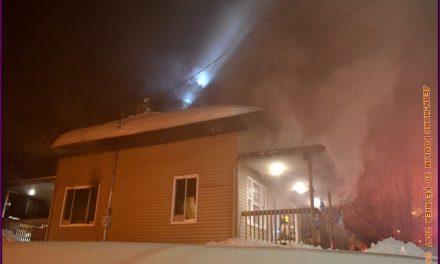 Un incendie endommage une résidence à Saint-Gabriel