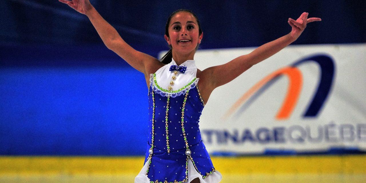 Une expérience inoubliable pour Andréa Khabazeh