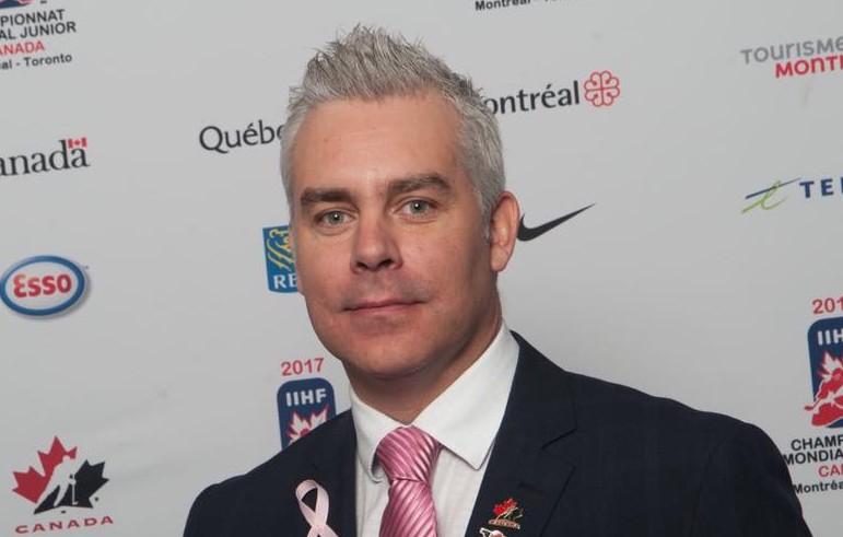 Le prairiquois Dominique Ducharme nommé entraîneur-adjoint du Canadien