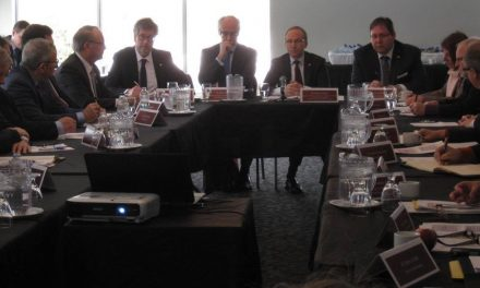 Fonds d'appui au rayonnement des régions – Rencontre entre le gouvernement du Québec et les élus de Lanaudière afin de cibler les priorités régionales