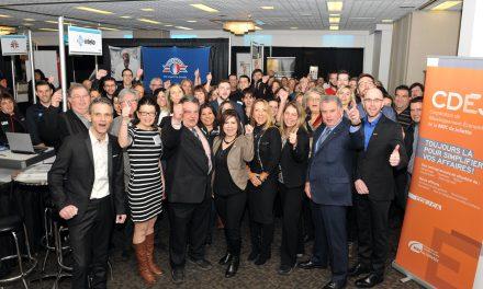 Plus de 3500 visiteurs pour les journées de l'emploi à Joliette!