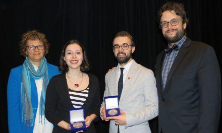 Distinction honorifique pour cinq étudiants du Cégep régional de Lanaudière