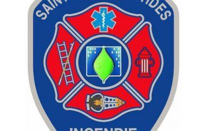 Un incendie endommage une maison mobile de Saint-Lin