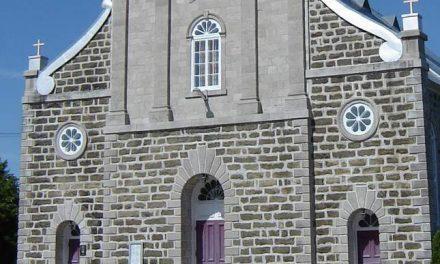 La Fabrique Sainte-Anne demeurera propriétaire de l'église de Sainte-Mélanie