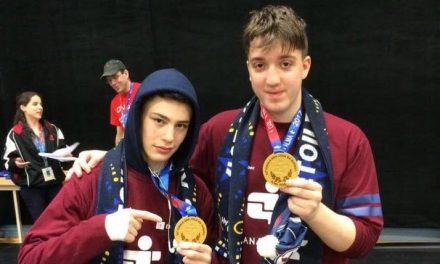 Lanaudière remporte quatre médailles