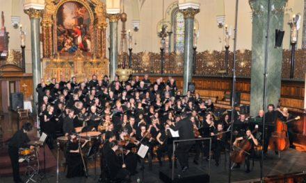 Concert de Noël avec Les Chanteurs de la Place Bourget