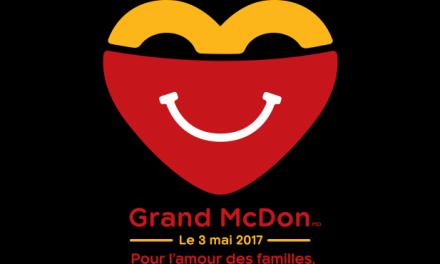 12e édition du Grand McDon au profit de la Fondation pour la Santé