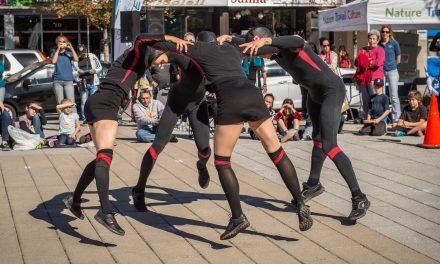 Talents recherchés pour la 5e édition de la Semaine de la danse!