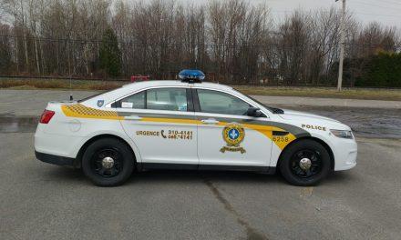 Arrêté au volant d'un véhicule volé