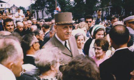 Commémoration du 50e anniversaire Charles de Gaulle au Québec1967-2017