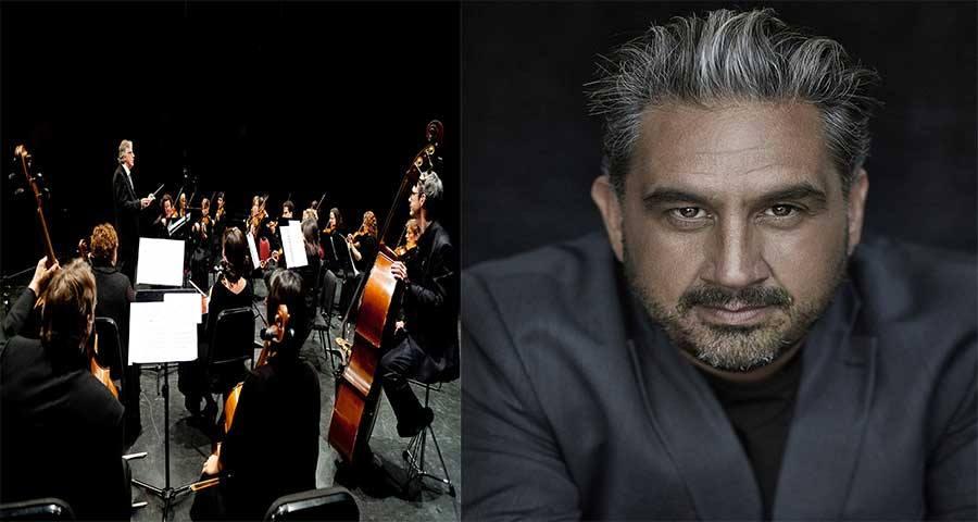Le meilleur du rock avec Marc Hervieux, Rick Hugues et La Sinfonia
