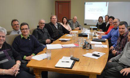 Unis pour la planification industrielle du pôle Berthier: Tenue d'une rencontre préliminaire