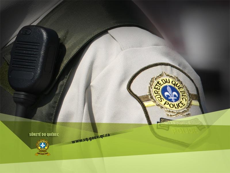 Arrestations et perquisition en matière de stupéfiants à Chertsey