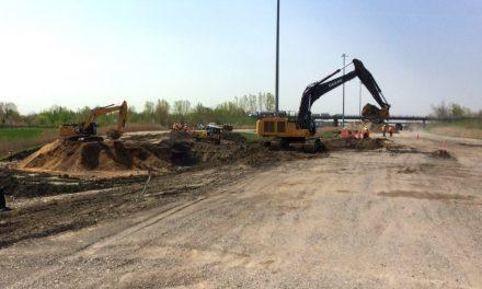 Autoroute 25 entre les kilomètres 44 et 45 à Saint-Roch-Ouest: État de la situation des travaux