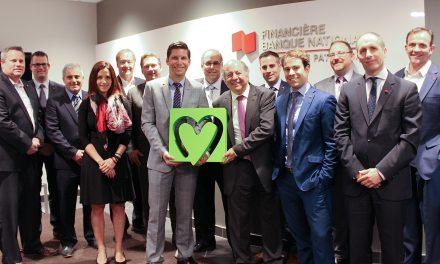 La Fondation pour la Santé reçoit une généreuse contribution
