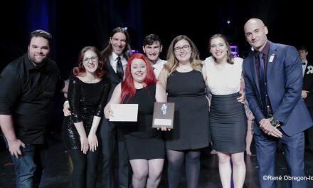 Finale nationale de la 38e édition de Cégeps en spectacle: Premier prix pour le Cégep à Joliette!
