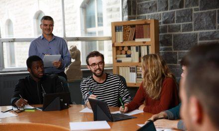 Des étudiants en Gestion de commerces du Cégep à Joliette amassent plus de 12 000 $ au profit de trois fondations