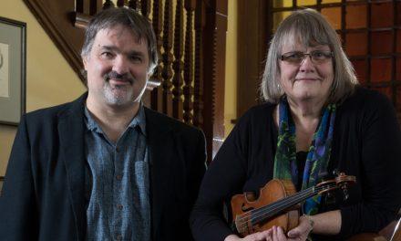 6 à 8 avec Donna Hébert et Max Cohen le 26 mai au CRAPO