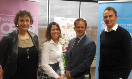 Le Groupe Connexion et la Fondation de la Santé du Nord de Lanaudière s'unissent