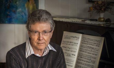 Paul Surdulescu honoré par l'École de musique Fernand-Lindsay !