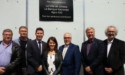 Deux inaugurations officielles au Cégep à Joliette