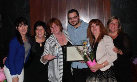 Infirmières et infirmières auxiliaires Dévoilement des Prix Reconnaissance