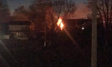 Un pompier blessé lors d'un incendie à Berthierville
