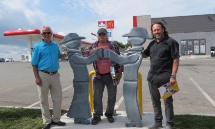 De nouvelles œuvres d'art publiques à Saint-Jacques!
