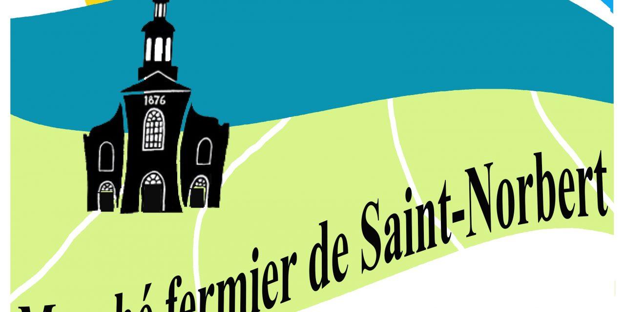 Le marché fermier de Saint-Norbert revient cet été