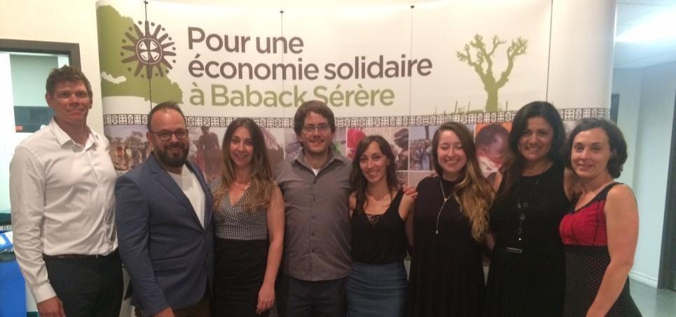 Plus de 9000$ amassé au profit de la Maison de la solidarité internationale
