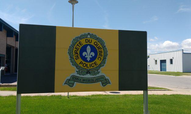 Un policier de la SQ de la MRC de Joliette réanime un enfant de trois ans