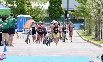 Édition 2017 spectaculaire pour le Triathlon Joliette