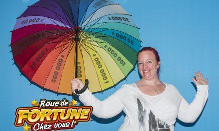 Une prairiquoise remporte 40 000 $ à l'émission Roue de Fortune