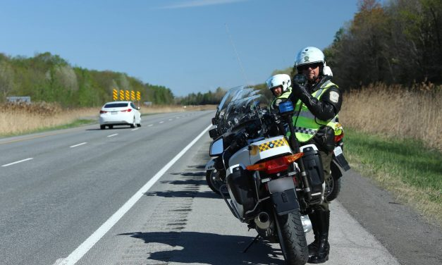 Amende salée pour un jeune motocycliste