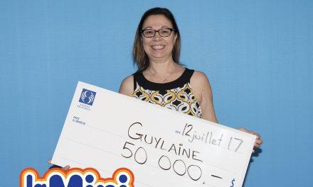 Une gagnante de La Mini dans Lanaudière