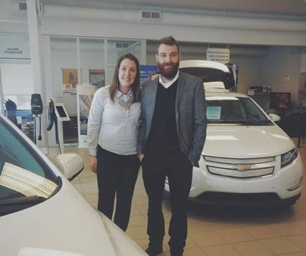 Bourgeois Chevrolet Grand partenaire Centraide Lanaudière 2017
