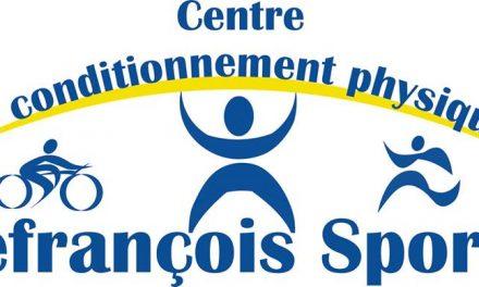 La Régie intermunicipale du Centre sportif & culturel de Brandon présente son centre de conditionnement physique libre