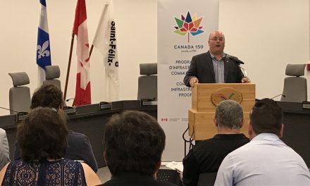 Plus de 3,2 M$ investis par le gouvernement du Canada viennent appuyer des améliorations à 17 projets