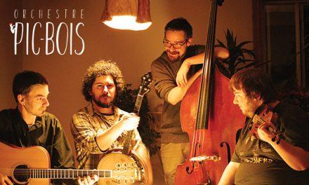6 à 8 avec L'Orchestre Pic-Bois le 21 juillet au CRAPO