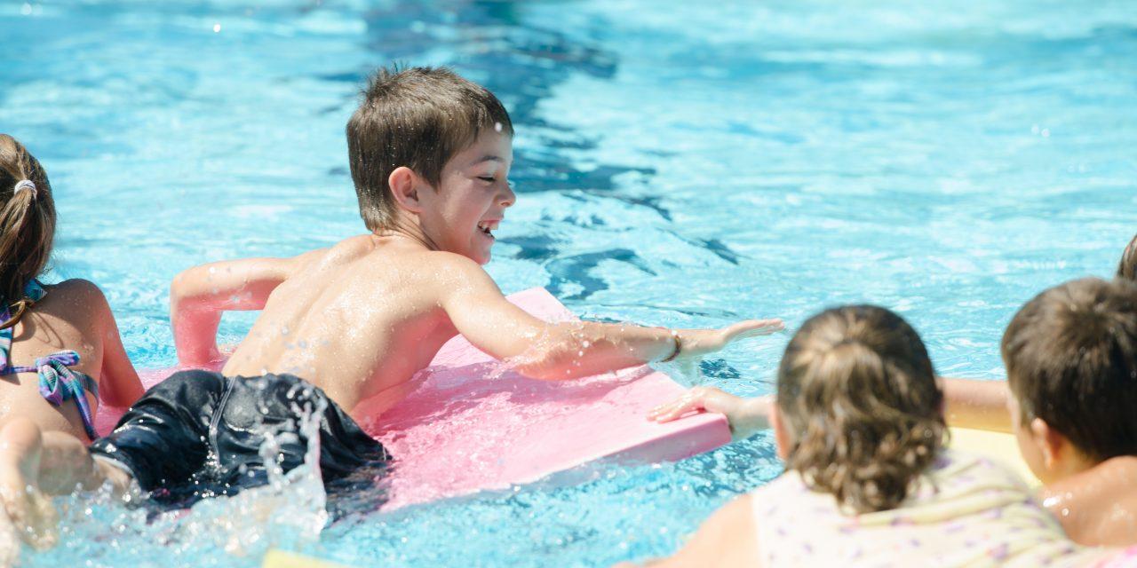 Prévenir les noyades à grandes doses de plaisir!
