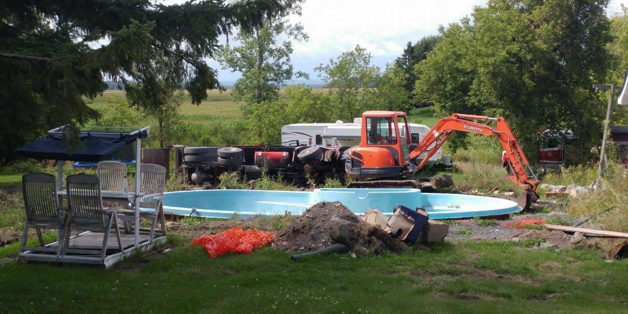 Accident de travail à Saint-Roch-de-l'Achigan