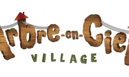 Arbraska Rawdon lance une nouvelle attraction : le Village Arbre-en-Ciel!